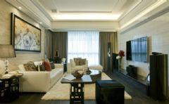 后现代两室一厅装修图