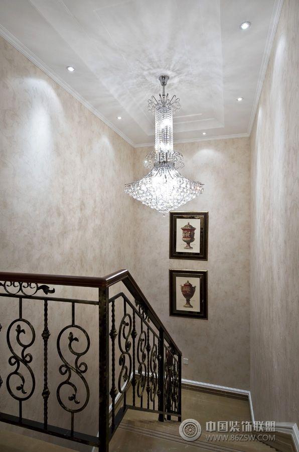 歐式風格復式樓房家裝設計效果圖-兒童房裝修圖片