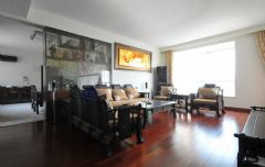 中式两室一厅装修图