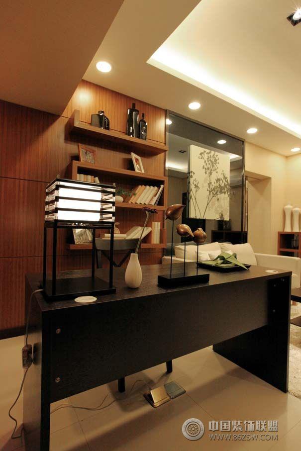 90平米现代简约风格客厅装修图片