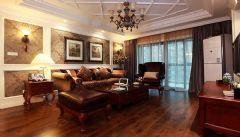 古典欧式风格两室一厅