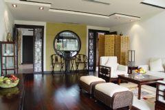 中式豪华别墅装修图