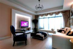 现代创意风格两室三厅