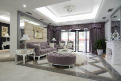 欧式风格四室两厅装修图