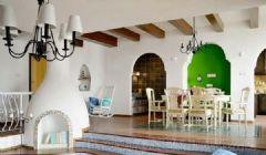 别墅中式装潢设计简约风格大户型