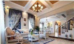 欧式地中海风地中海风格别墅