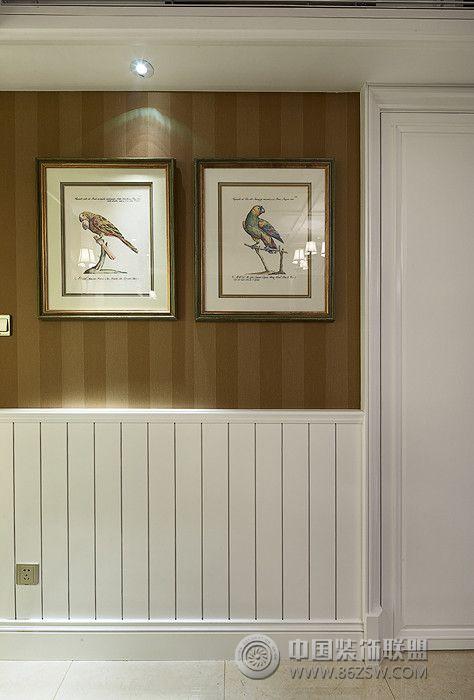 美式装修风格卫生间装修图片