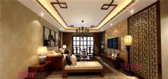 【美的家装饰】龙湖U城中式风格大户型