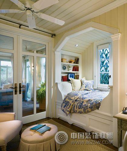 简约风格两室两厅装修图书房装修图片