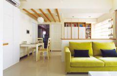 现代时尚风格三室两厅装修图