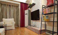 时尚家装60平米小户型装修图现代客厅装修图片