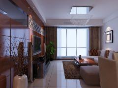 东泰城市之光中式风格