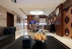 现代风格两室一厅