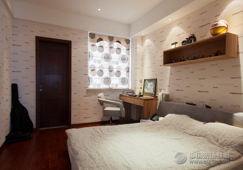 装修图片   > 现代风格两室一厅 【单张】   客厅装修效果