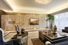 新古典风格三室两厅装稀图