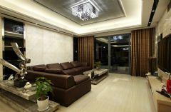 现代家居两室两厅装修图