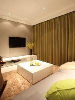 简约风格80平米二居室装修图