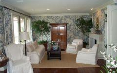 美式田园风格复式家装图