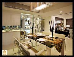 """长沙传奇装饰之""""和园""""现代风格三居室"""