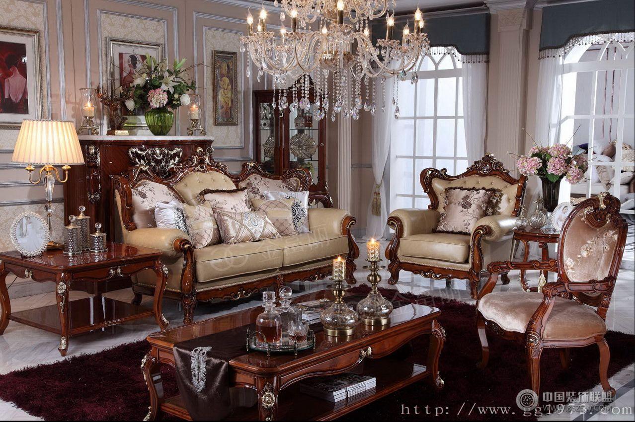 供应金富丽古典家具-古典风格装修效果图-八六装饰网