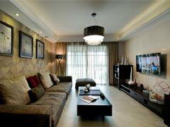 后现代风格两室两厅