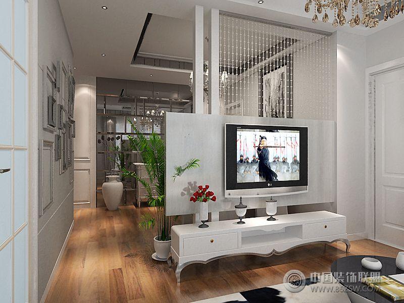 现代小户型-客厅装修图片