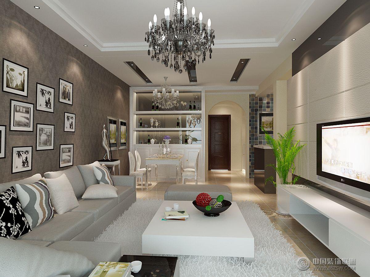 厨房时尚创意设计方案 400平中式简欧混搭别墅 异国风情家居