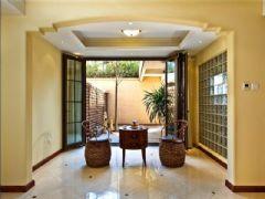 成都尚层装饰别墅装修托斯卡纳风格经典案例欣赏美式风格别墅