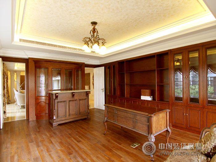 欧式风格两室两厅儿童房装修图片