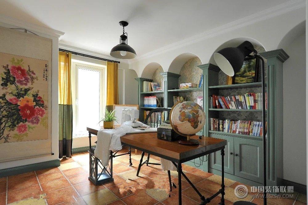 欧式复古 儿童 房 装修效果图 八六装饰网装修效