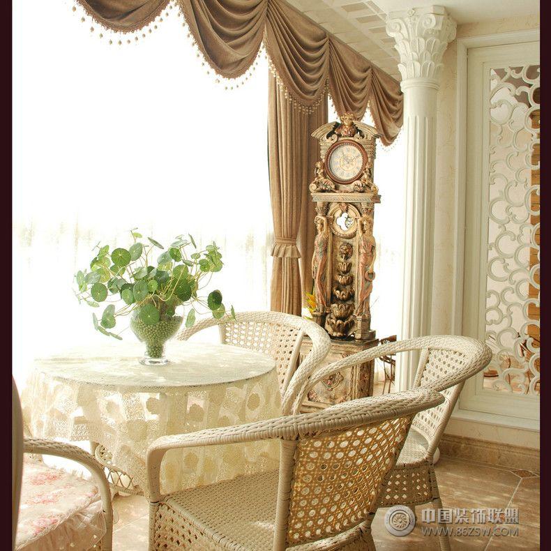 欧式风格二居室装修图儿童房装修图片