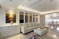 简约风格二居室装修图