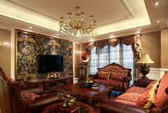 奢华复古欧式风格别墅