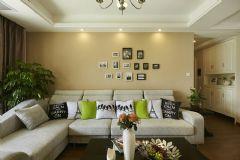 时尚美式美式风格三居室