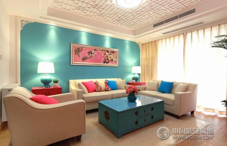 中式风格小户型装修图 餐厅装修效果图 -中式风格小户型装修图 餐厅装