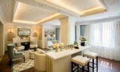 新古典风格二居室装修图