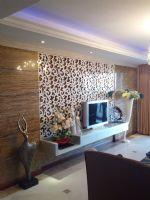 现代装修风格120平三居室