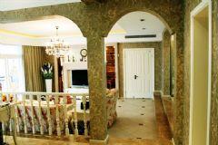 混搭风格两室两厅装修图