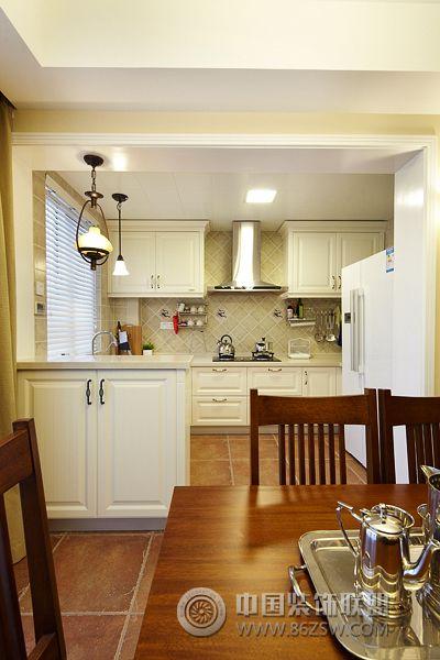 简约美式三房装修图 过道装修图片 -简约美式三房装修图 过道装修效果