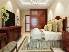 成都尚层装饰别墅装修西式古典风格案例效果图(一)古典风格别墅