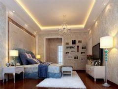 成都尚层装饰别墅装修西式古典风格案例效果图(二)古典风格别墅