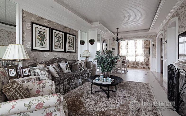 法式风格二居室家装图-儿童房装修图片