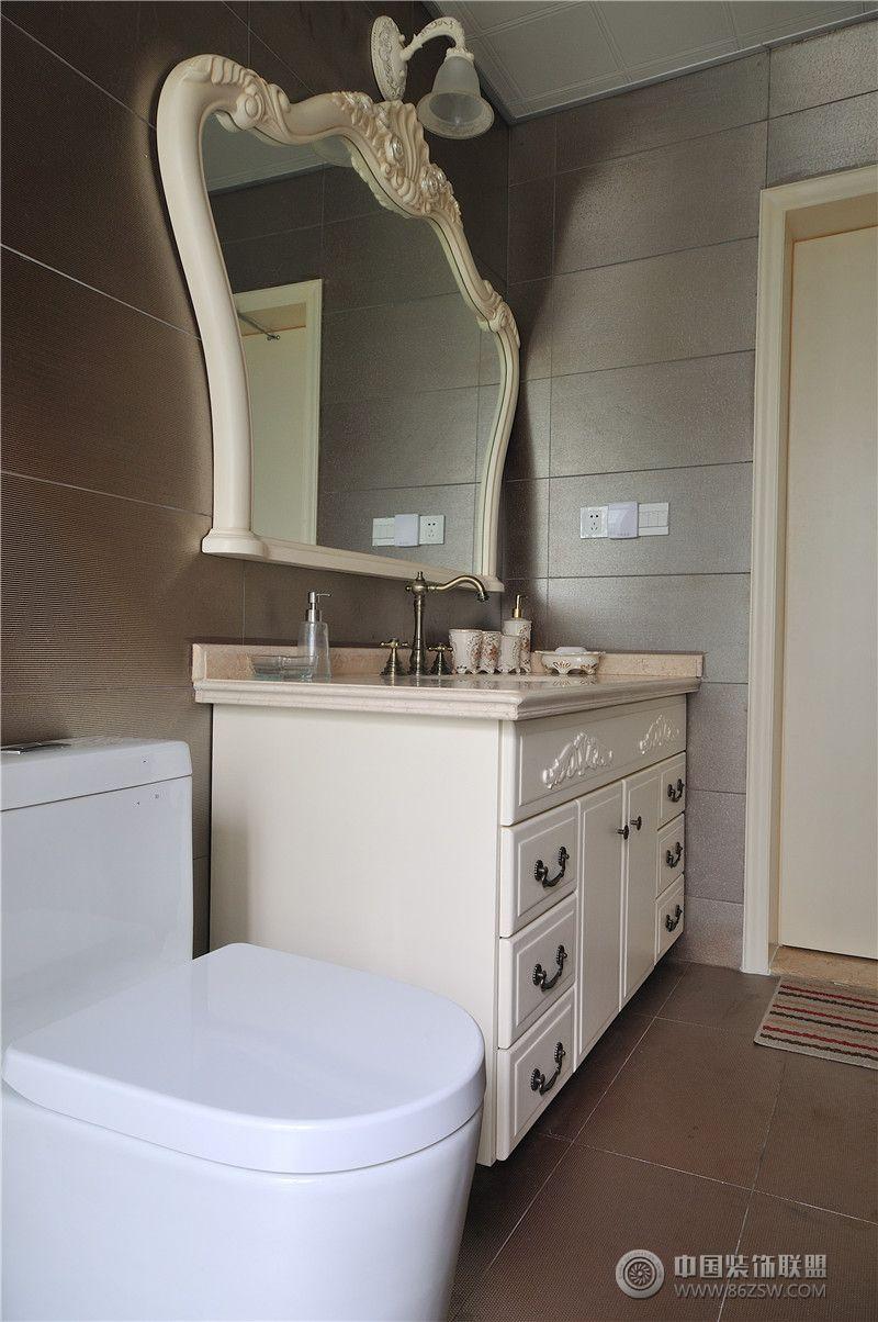 家装   风格:   欧式120平米两室两厅装修图-儿童房装修图片