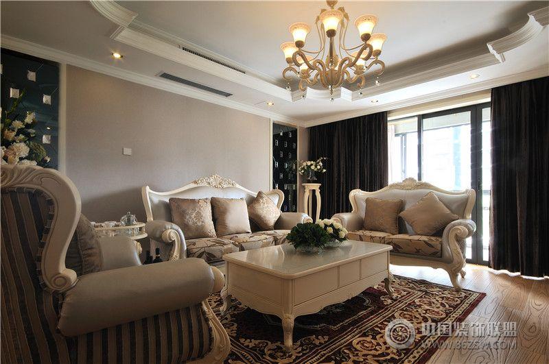 欧式120平米两室两厅装修图儿童房装修图片