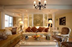 时尚欧式风格两室两厅