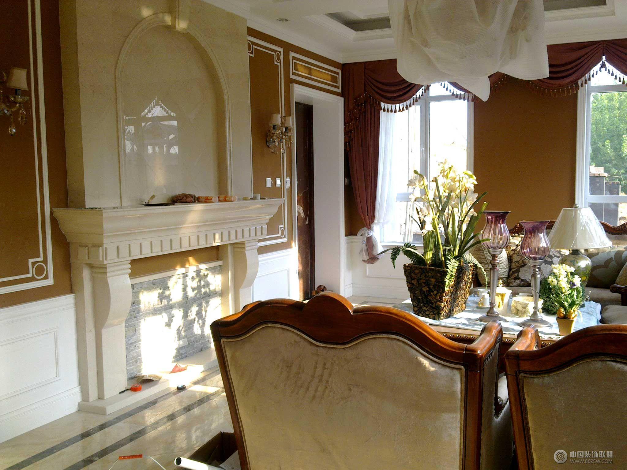欧式风格别墅-儿童房装修效果图-八六装饰网装修效果