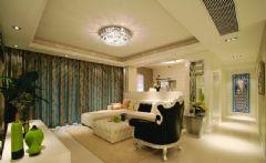 豪华欧式风格欧式风格三居室