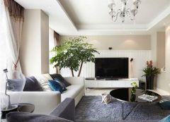 现代家悦风格两室两厅装修图