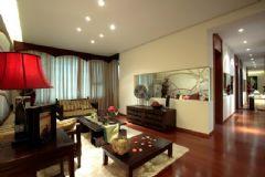 中式诗情画意中式风格二居室