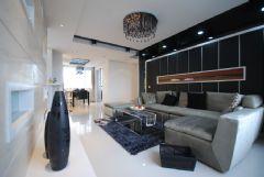 现代风格两室两厅